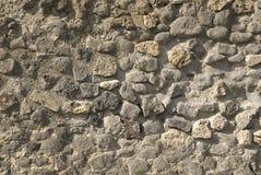 Pared de Pompeii imagen de archivo libre de regalías