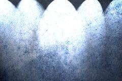 Pared de Spotlit Fotografía de archivo libre de regalías