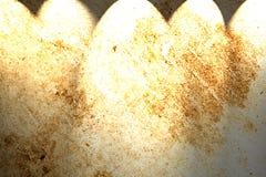 Pared de Spotlit Foto de archivo