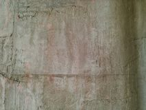 Pared de Unginished Imagen de archivo libre de regalías