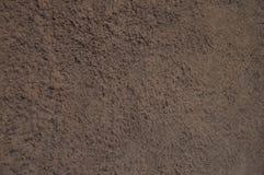 Pared decorativa del fango Imagenes de archivo