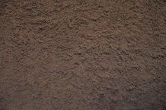 Pared decorativa del fango Foco agudo Imagenes de archivo