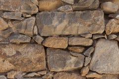 Pared del basalto texturizado piedra grande Buen fondo para el papel pintado Imágenes de archivo libres de regalías