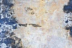 Pared del cemento fotos de archivo