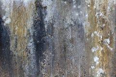 Pared del cemento Foto de archivo libre de regalías