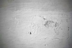 Pared del cemento blanco Fotos de archivo libres de regalías