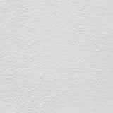 Pared del cemento blanco pintada fotografía de archivo libre de regalías