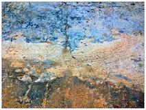 Pared del color Imagenes de archivo