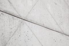 Pared del concreto expuesto Foto de archivo libre de regalías