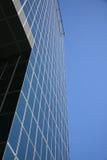 Pared del edificio de oficinas foto de archivo libre de regalías