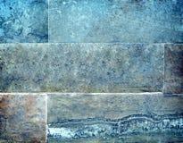 Pared del fondo de los bloques de piedra Fotografía de archivo libre de regalías