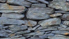 Pared del fondo de piedras Fotografía de archivo