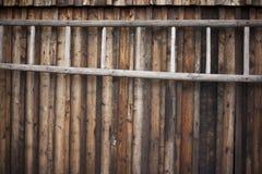 Pared del granero Fotografía de archivo libre de regalías