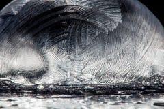 Pared del invierno Foto de archivo libre de regalías