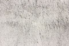 Pared del molde de la textura o fondo concreta del viejo vintage agrietado sucio del grunge y del cemento gris clara del piso fotos de archivo