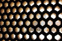 Pared del mosaico en mezquita Fotos de archivo libres de regalías