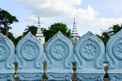 Pared del templo Foto de archivo