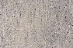 Pared del yeso del cemento Foto de archivo