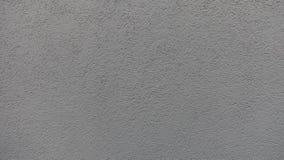Pared enyesada gris de la textura foto de archivo libre de regalías