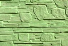 Pared estilizada de la piedra Imagen de archivo libre de regalías