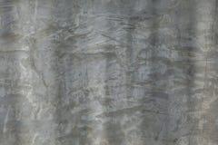 Pared expuesta del cemento Foto de archivo libre de regalías