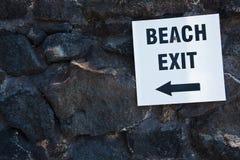 Pared hawaiana de la roca de la lava Imagen de archivo