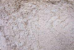 Pared hecha de fondo de la textura del cemento del vintage foto de archivo libre de regalías
