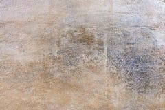 Pared hecha de fondo de la textura del cemento del vintage imagen de archivo libre de regalías