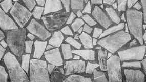 Pared hecha de piedras Imágenes de archivo libres de regalías
