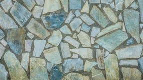 Pared hecha de piedras Fotos de archivo libres de regalías