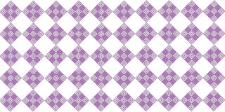 Pared inconsútil púrpura Foto de archivo libre de regalías