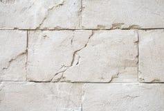Pared libanesa de la piedra caliza Imagen de archivo