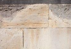 Pared libanesa nativa de la piedra caliza Imagenes de archivo