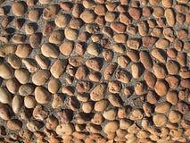 Pared lisa de la roca Imagen de archivo libre de regalías