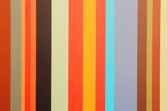 Pared maravillosa del color Fotos de archivo libres de regalías