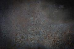 Pared negra del cemento del grunge para el uso como fondo fotos de archivo