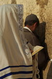 Pared occidental en Jerusalén