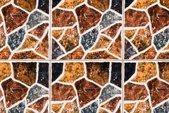 Pared ornamental 17 Fotografía de archivo