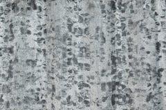 pared oxidada de la hoja del cinc o textura y fondo acanalados de la pared Imagen de archivo