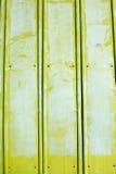 Pared pintada áspera verde del metal imagenes de archivo