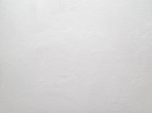 Pared pintada con la cal blanca Fotografía de archivo
