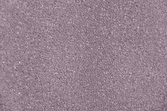 Pared pintada de la púrpura del diseño imágenes de archivo libres de regalías