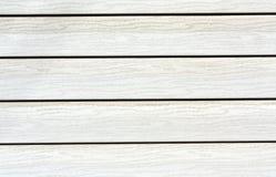 Pared plástica de la casa del color blanco Imagen de archivo