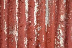 Pared rústica del granero Imagen de archivo libre de regalías