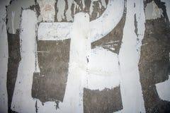 Pared reparación Foto de archivo libre de regalías
