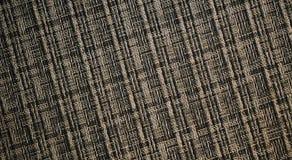 Pared tailandesa nativa del bambú del estilo Foto de archivo