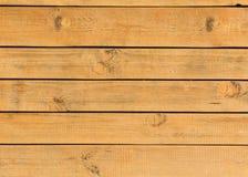 Pared texturizada de madera Foto de archivo