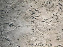 Pared texturizada hormigón del cemento para el fondo Fotos de archivo libres de regalías