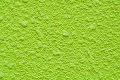 Pared verde Foto de archivo