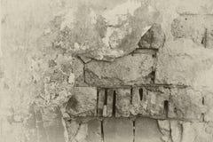 Pared vieja Fotos de archivo libres de regalías